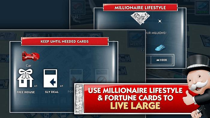 Скачать MONOPOLY Millionaire на андроид