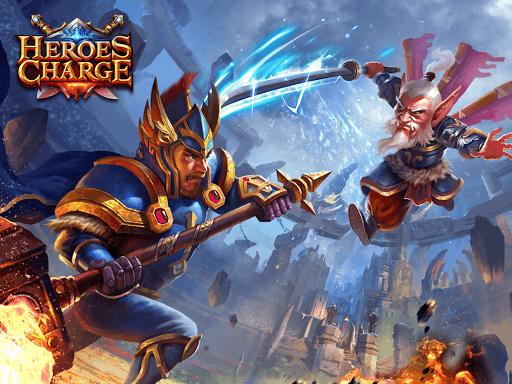 Скачать Heroes Charge на андроид