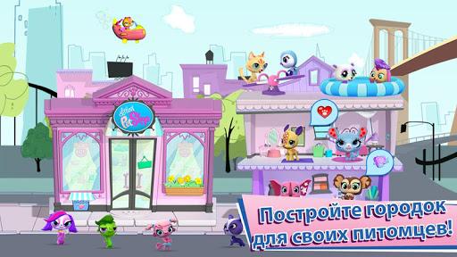 Скачать взломанный Littlest Pet Shop мод много денег на андроид