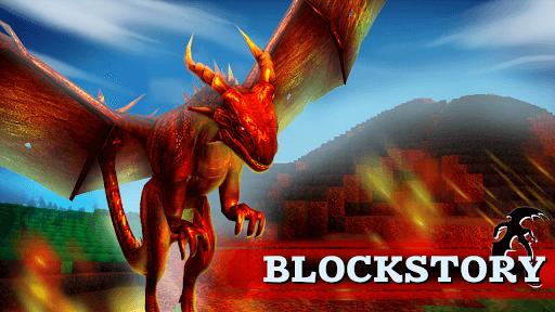 Скачать взломанный Block Story Premium мод много денег на андроид