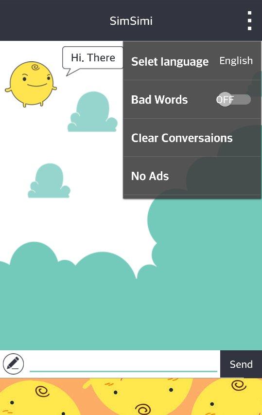 Скачать игру SimSimi на андроид на русском