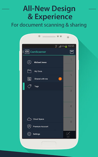 Скачать CamScanner на андроид