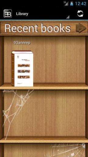 Скачать eBookDroid на андроид