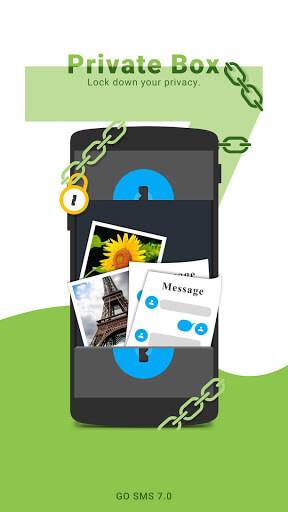 Скачать GO SMS Pro на русском на андроид