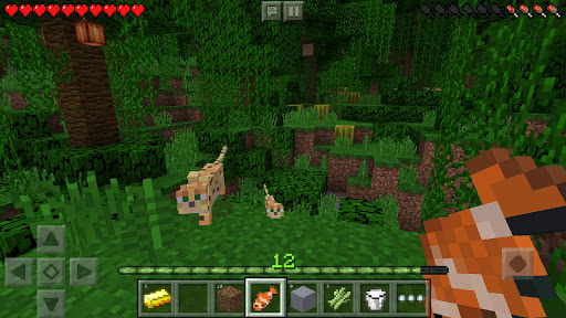 Скачать Minecraft — Pocket Edition v1.2.5.0 на андроид