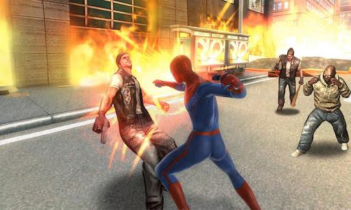 Скачать взломанный Новый Человек-паук мод много денег на андроид