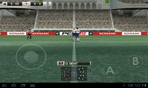 Скачать PES 2012 Pro Evolution Soccer на андроид