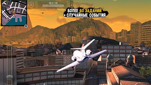 Скачать взломанный Gangstar Rio City of Saints мод много денег на андроид