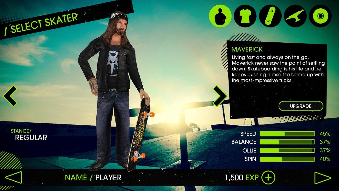 Скачать Skateboard Party 2 на андроид