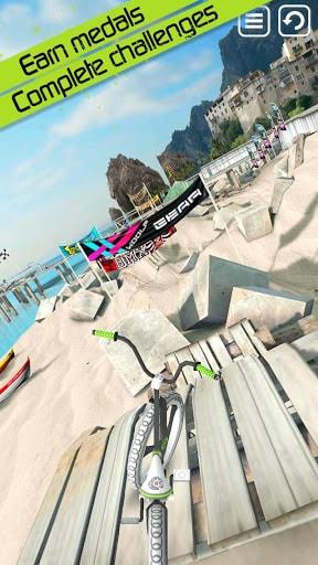 Скачать Touchgrind BMX на андроид
