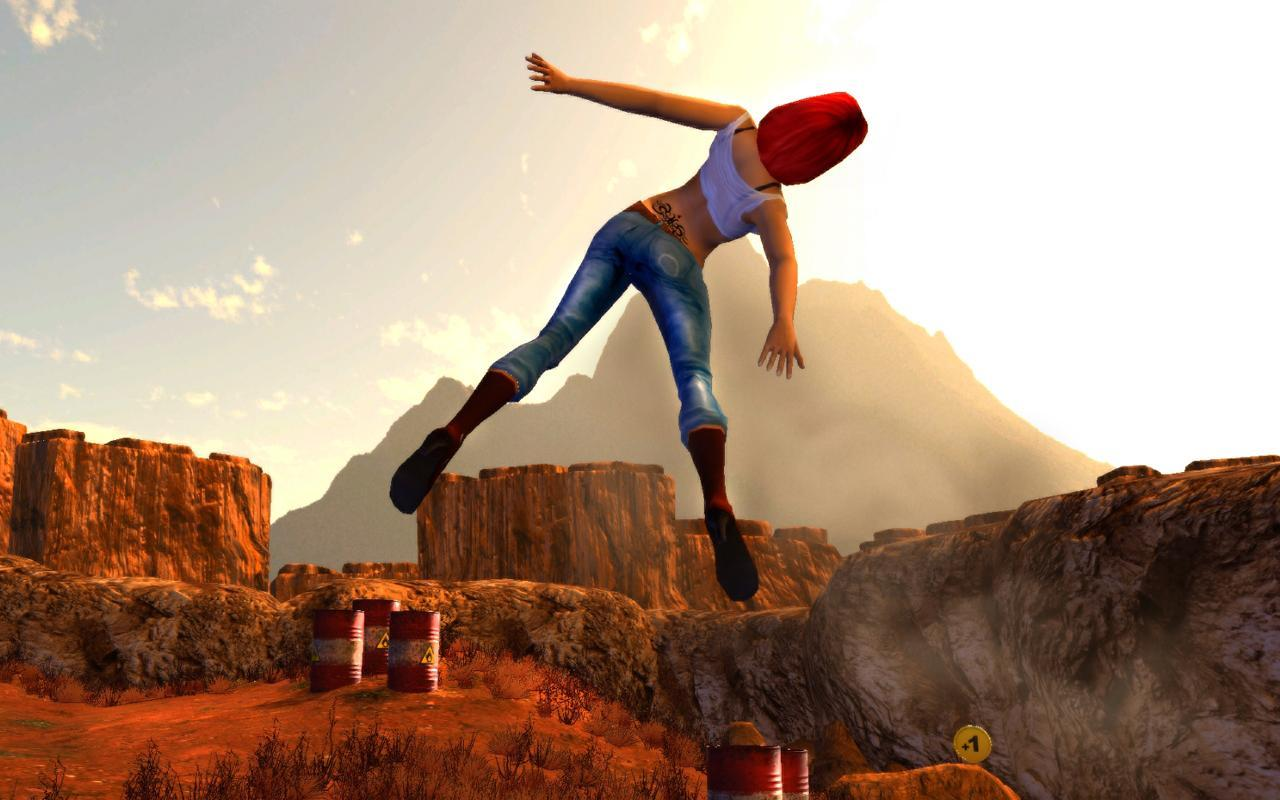 Скачать взломанный Flatout — Stuntman мод много денег на андроид