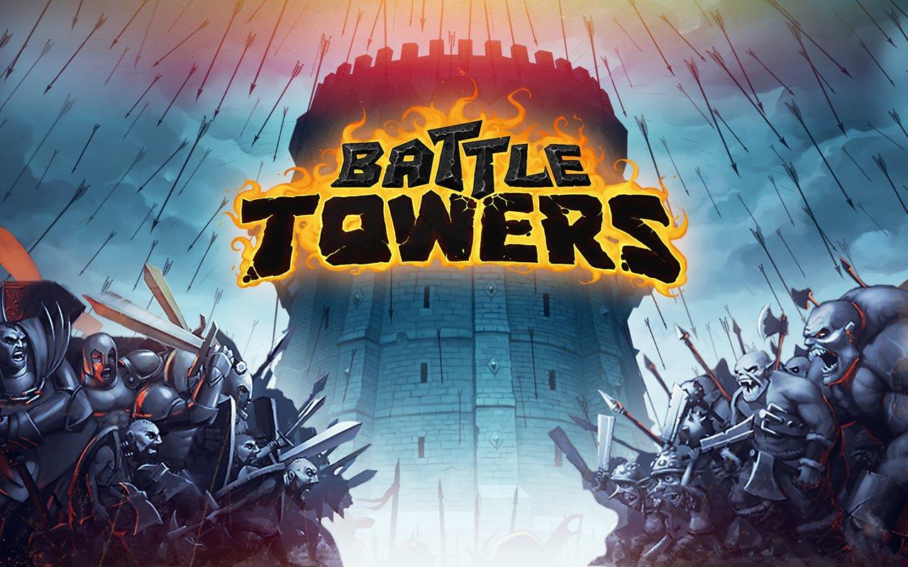 Скачать Боевые Башни на андроид