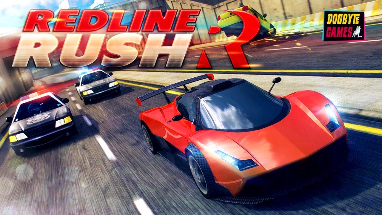 Скачать Redline Rush на андроид