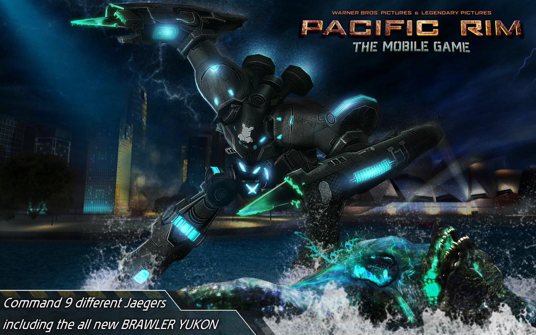 Скачать Pacific Rim на андроид
