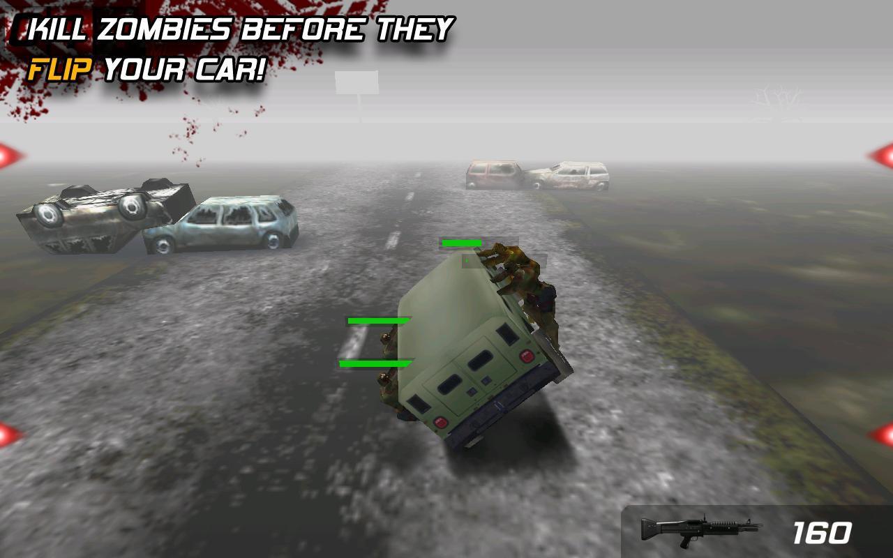 Скачать Zombie Highway на андроид