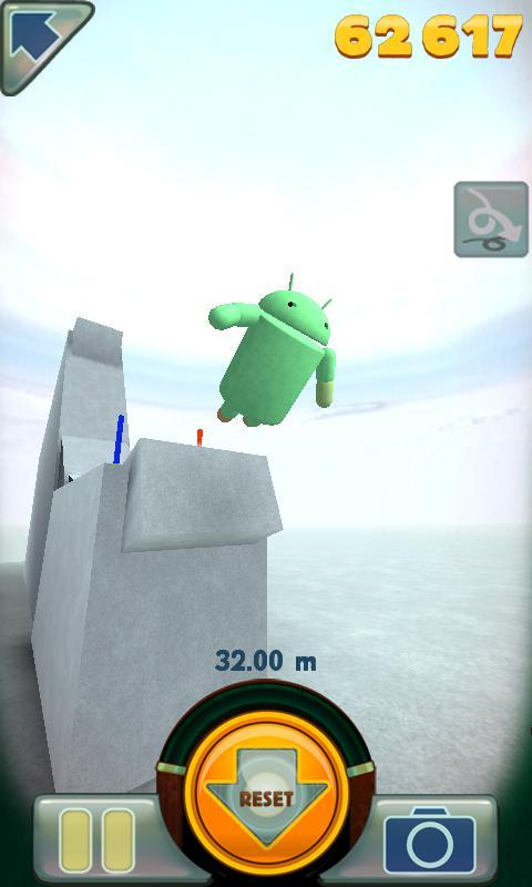 Скачать Stair Dismount на андроид