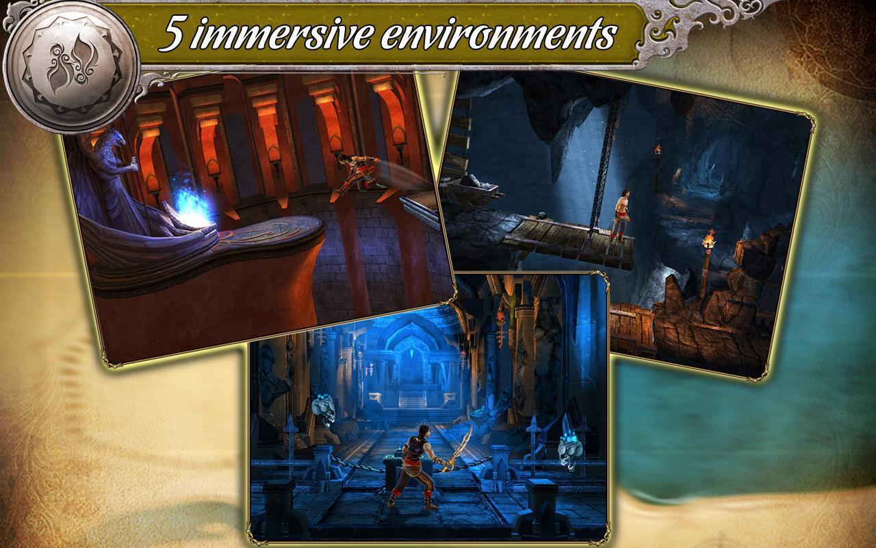 Скачать взломанный Prince of Persia Shadow and Flame мод много денег на андроид