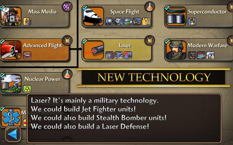 Скачать Civilization Revolution 2 на андроид